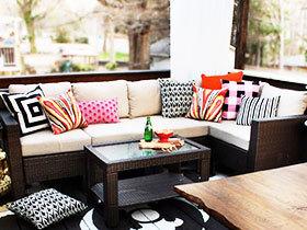 露台花园设计 16图享受闲暇时光