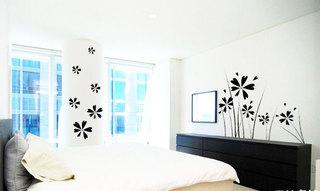 卧室立面图设计图片