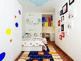 13张小型儿童房装修效果图 温馨可爱