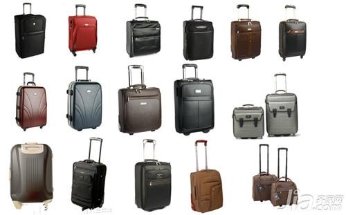 行李箱尺寸有哪些?行李箱尺寸详情