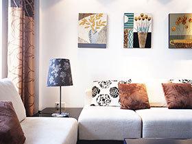 客厅沙发壁画图片 21款创意客厅设计
