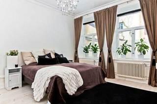 优雅气质卧室搭配设计效果图