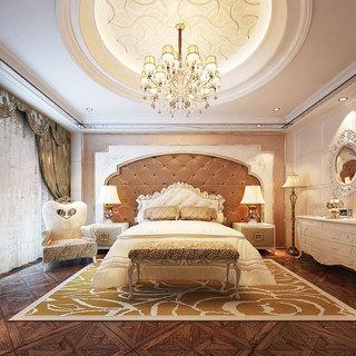 欧式卧室时尚效果图