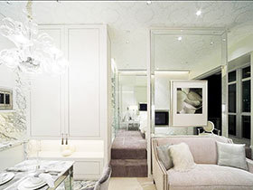 客厅和卧室隔断 20款实用设计