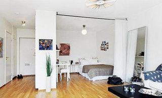 客厅和卧室隔断图片