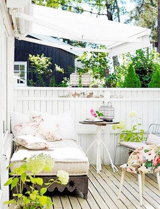 小庭院设计图