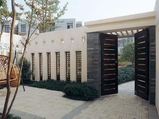 中式庭院设计效果图
