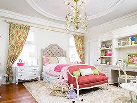 13张欧式卧室吊顶效果图 尊贵典雅