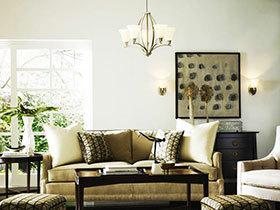客厅壁灯效果图 14款华丽设计推荐