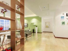 实用客厅设计 15款客厅走廊效果图