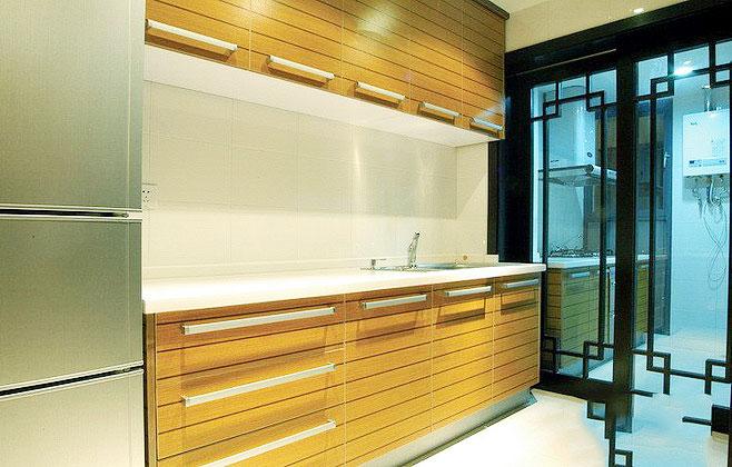 中式风格橱柜设计效果图