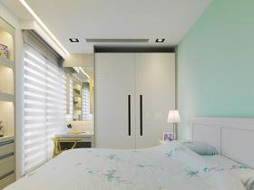 百搭色彩 13款白色衣柜设计