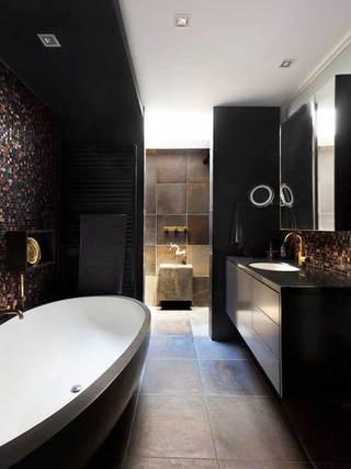 简约浴室柜装修图片大全