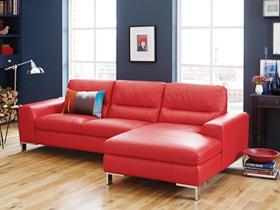 清新清灵安静安详 现代简约客厅沙发