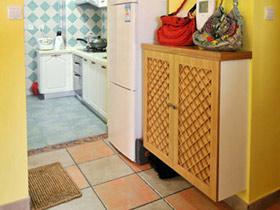 在家享受地中海 12款玄关柜效果图