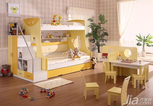 儿童双层床尺寸 儿童双层床品牌哪个好