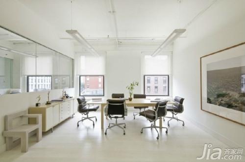 办公室装修风格效果图欣赏