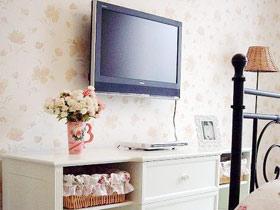 享受生活 17款臥室電視背景墻設計