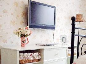 享受生活 17款卧室电视背景墙设计