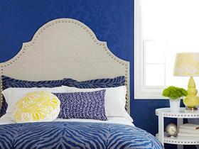 清新美好睡眠 13款田园床头软包设计