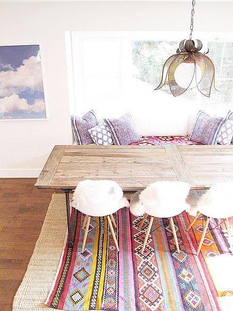 彩色地毯设计图