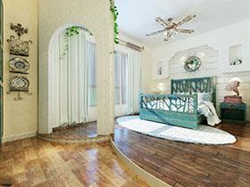 田园风格地毯设计 打造温馨家居