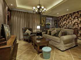 15万装90平舒适简约二居设计案例