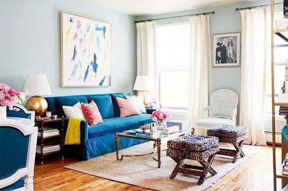 沙发背景墙装修效果图大全2014图片
