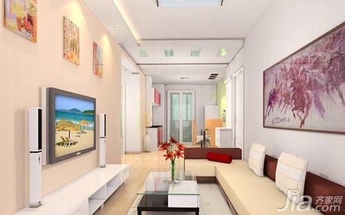 90平米房子装修效果图高清图片