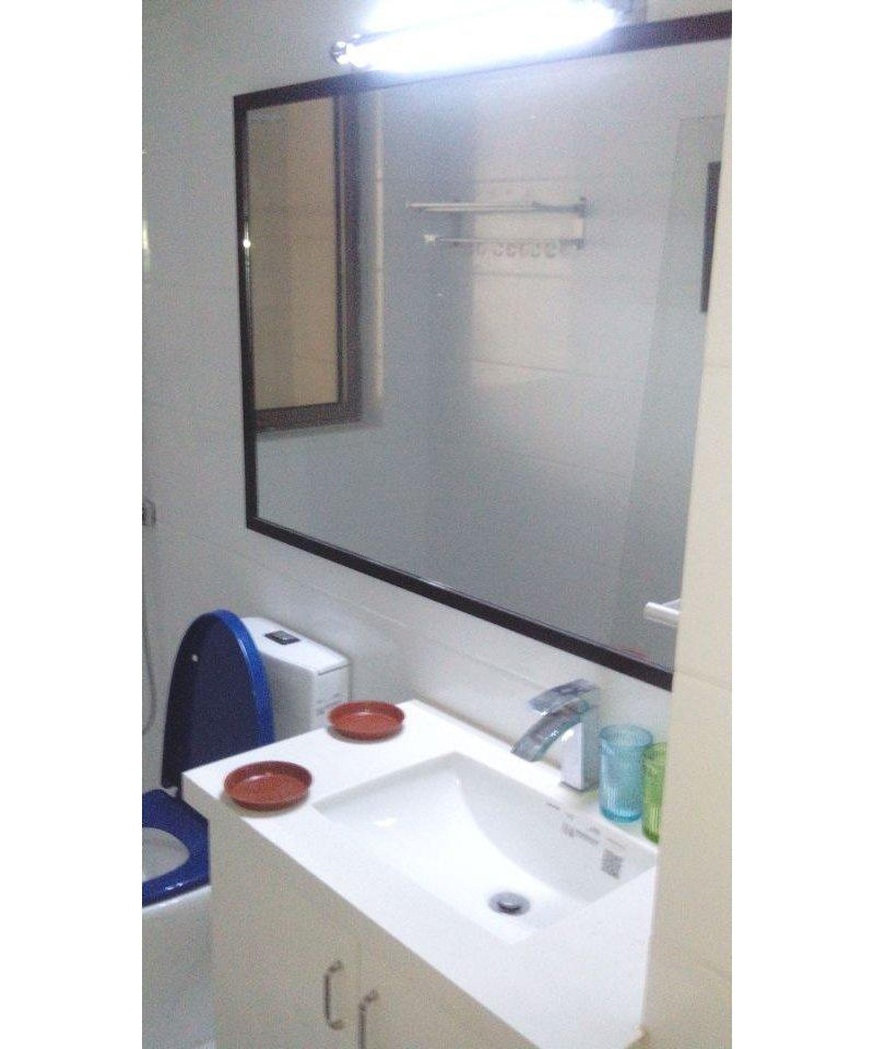 冠南苑98平半包装修效果图,室内设计效果图 齐家装修网高清图片