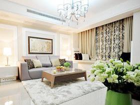 最爱简约风 12款客厅飘窗设计