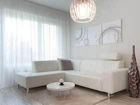 自然森系北欧风公寓 白色控一看就会爱上的家