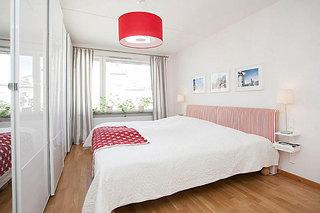 自然现代白色卧室设计效果图
