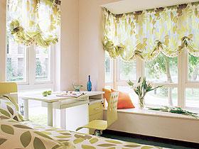 清新窗簾裝飾 11款大理石飄窗臺面設計