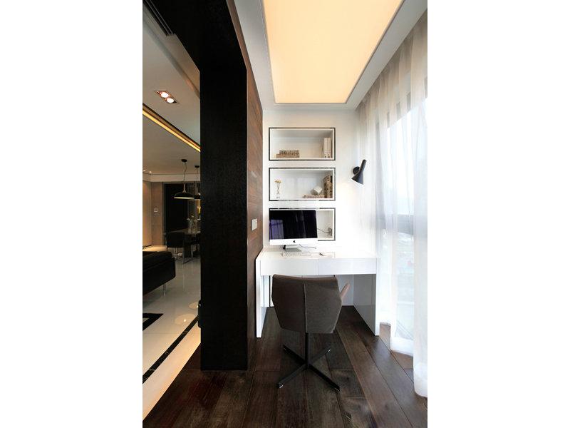代风格142平4室2厅装修效果图,室内设计效果图 齐家装修网高清图片