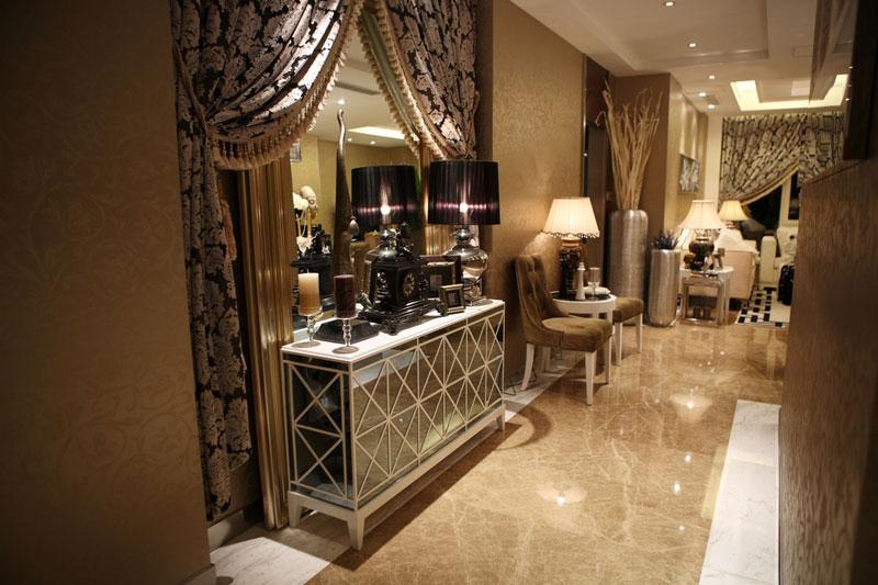 二居室舒适3万-5万80平米设计图纸