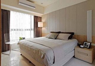 北欧宜家卧室设计效果图