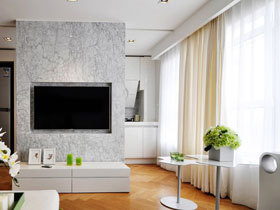现代简约一居 66平LOFT公寓