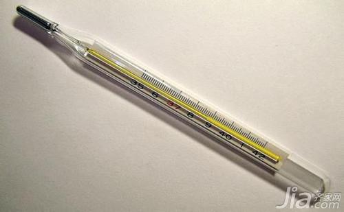 温度计怎么看 温度计使用方法