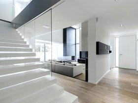 大气楼梯设计 15款大理石楼梯效果图