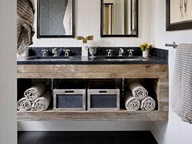 最省錢衛浴間 13款工業風衛浴間設計