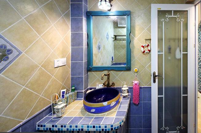 地中海卫浴间