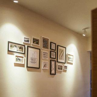 混搭照片墙设计效果图