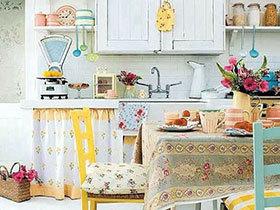 暖心厨房 13款治愈系厨房设计