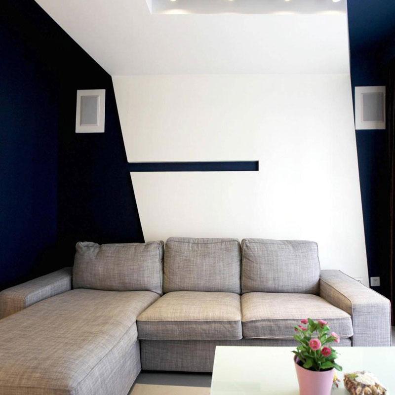 时尚简约沙发设计图片