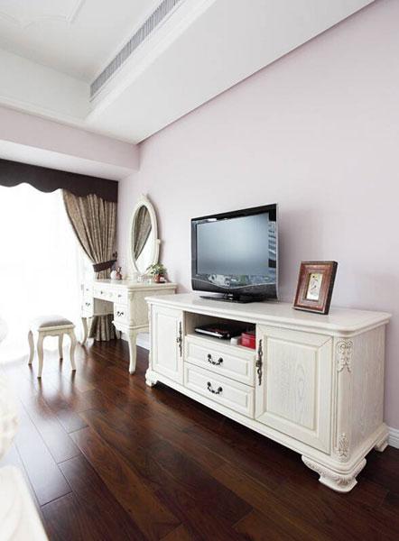 欧式电视柜设计图片