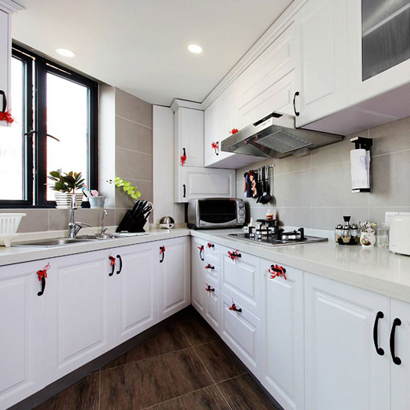现代简约厨房设计效果图