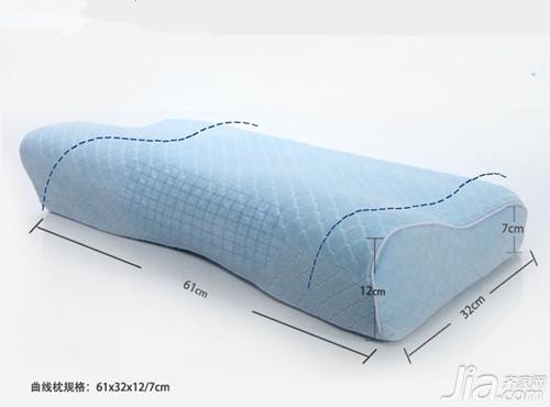 颈椎病枕头图片