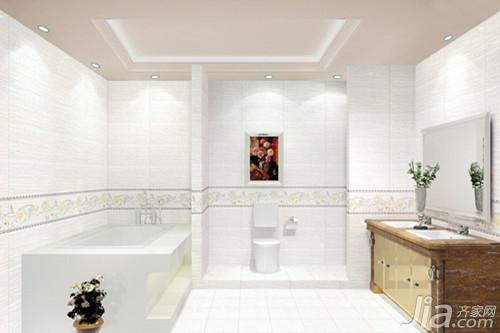 卫生间瓷砖地板清洁方法