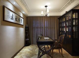 东南亚风格公寓120平米装修图片